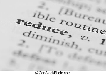 Dictionary Series - Reduce