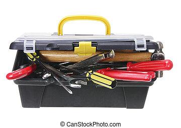箱子, 工具