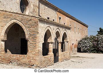 Santa Maria di Propezzano (Teramo, Abruzzi, Italy) - Romanesque church