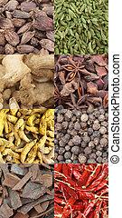 curry spice composite