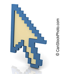 3d mouse pointer