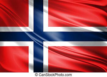 旗, ノルウェー