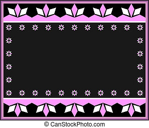 Celebratory card. - Decorative celebratory card. The image...