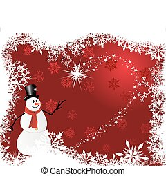 Christmas (New Year) card