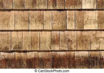 Wood Shingles - Wood Roof Shingles
