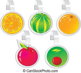 wobblers - ripe fruit
