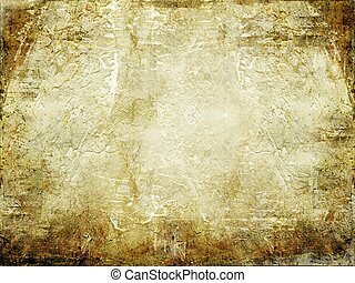 Grunge Textured Background - High Res Abstract Background...