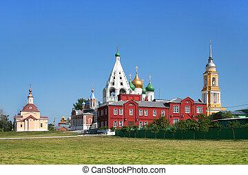 russe, orthodoxe, église