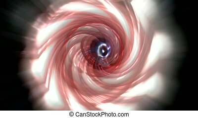rotation cyclones tunnel hole in universe,solar storms,flame...