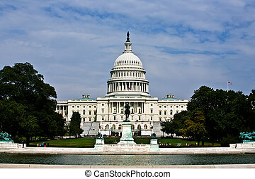 Capital Building, Washington DC