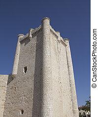Torija Castle guadalajara , spain