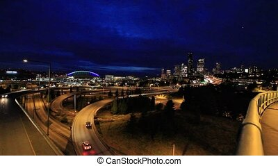 Blue Hour at Seattle Dr Jose Rizal