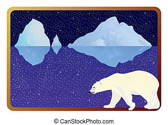Polar bear - The inhabitants of the Arctic into the...