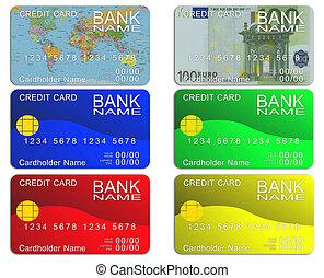 Six credit card