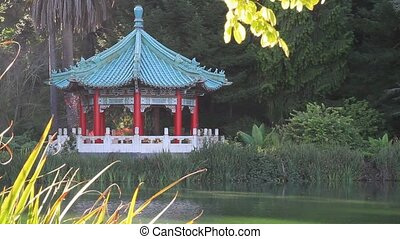 Chinese Pavilion Golden Gate Park