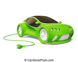 car - futuristic supercar