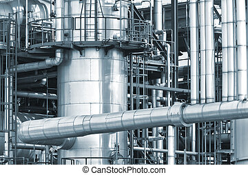 refinery piping