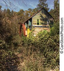 Healan Mill - Healan Gristmill in Georgia, USA.