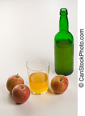 Cider - Traditional homemade cider, unfiltered and from...