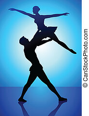 Ballet Dancing