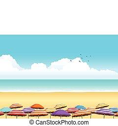 Beach Summertime