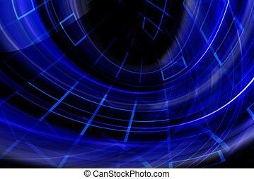 Abstract futuristic background design