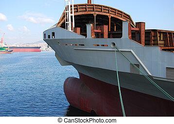 construcción naval