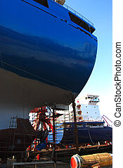 Shipbuilding - New to the largest dry bulk carrier