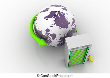 Global hosting