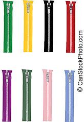 clothing accessories - zip zip
