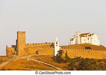 arraiolos,  Alentejo,  portugal, castillo