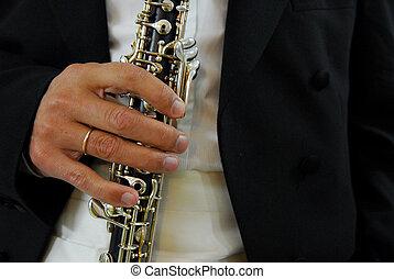 雙簧管, 表演者