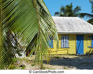 Traditional Cayman Islands Home