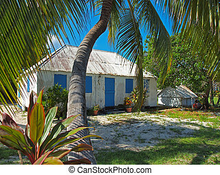 Cayman Islands Traditional House