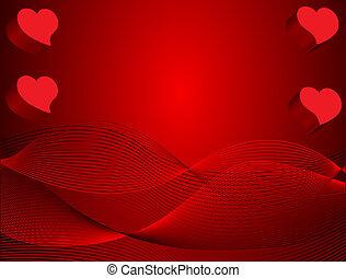 Saint Valentine's Day card