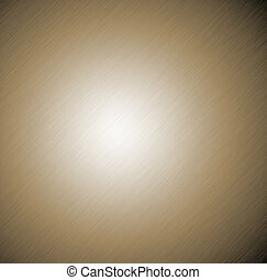 Brushed metallic background - metal