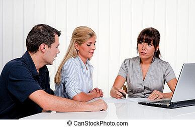 diskussion, konsultation