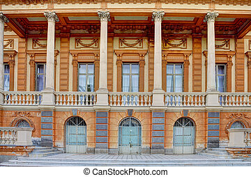 Museum of Fine Arts, Nice, France. Musee des Beaux-Arts,