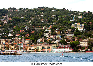 Santa Margherita Ligure, Liguria, Italy - Santa Margherita...