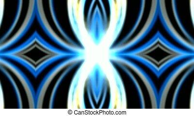 flare electricity flower fancy