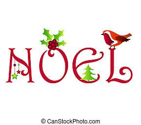 Noel festival design