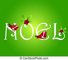 Noel greeting