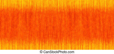 Grange orange background of vertical stripes and scratches...