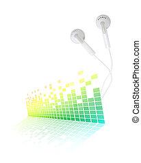 musik,  digital