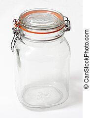 Kitchen jar