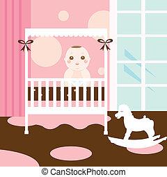 baby cute room