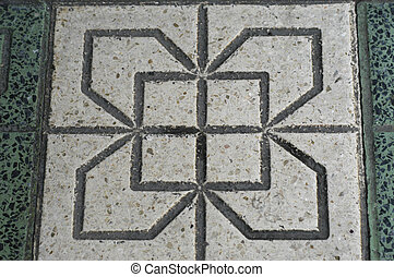 Fondo  - Tiles or pavers Fund