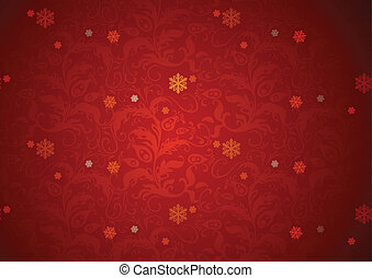 Christmas red background texture Xmas wallpaper design
