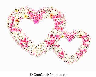 flower heart   - flower heart
