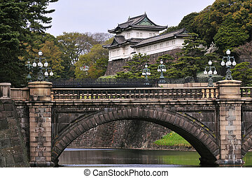Imperial Palace Tokyo - The imperial Palace in Tokyo Japan...